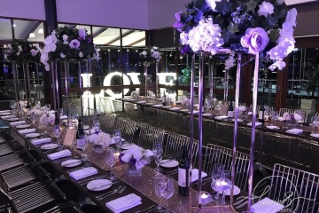 7-Bells-Functions-Centrepiece-with-purple-mood-lighting