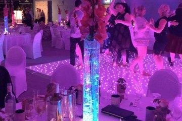 Cp-LED-Pink-Gladiolus-Spray