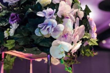 Purple-Lilac-Lavender-centrepieces
