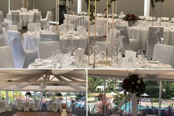 gold-geometric-frames-at-Joondalup-polside-marquee