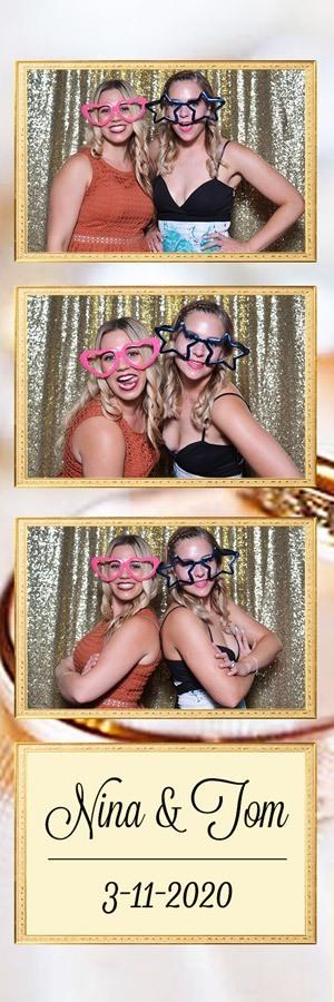Gold-Frames-wedding-rings-3-Photos
