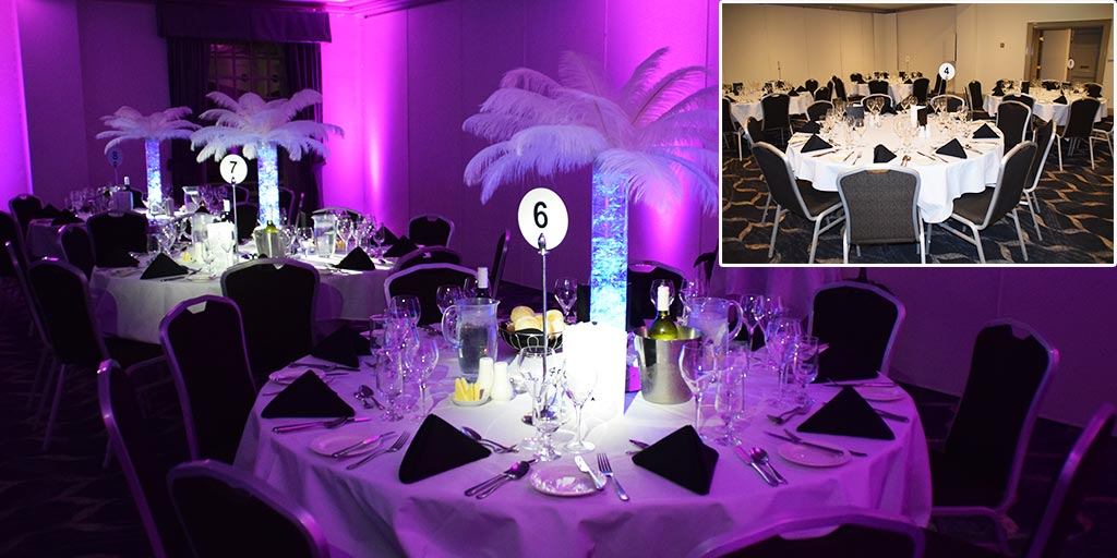 Wedding Reception How To Really Get The Wow Factor With Mood