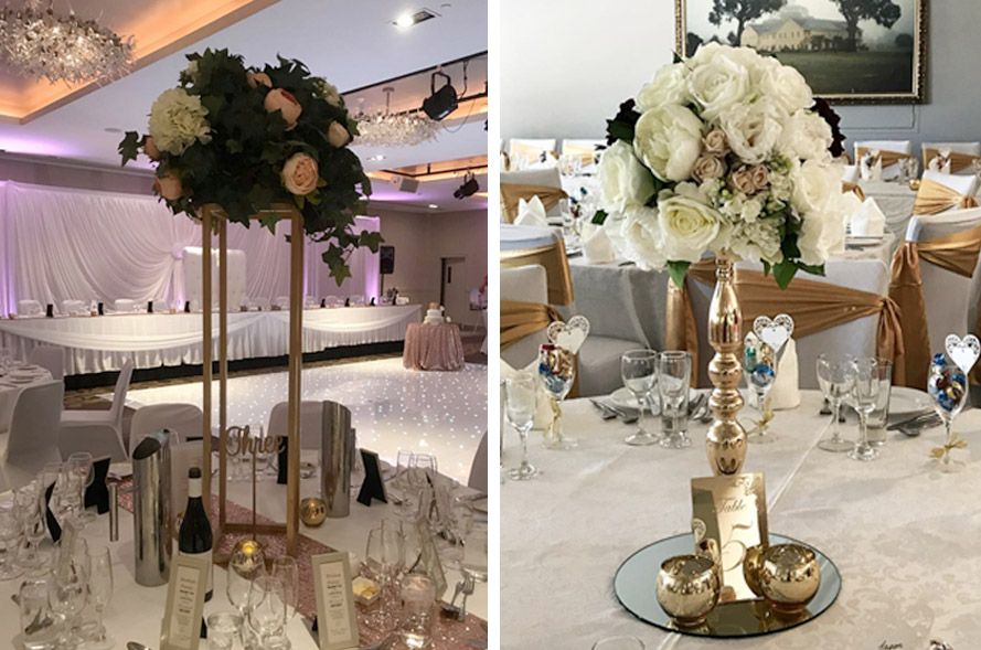 Table centrepieces perth wedding table centrepieces perth wa wedding centrepieces junglespirit Image collections